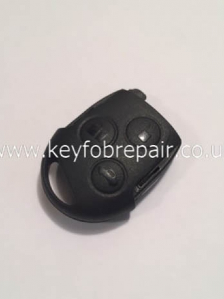 Ford 3 Button Remote Key Fob